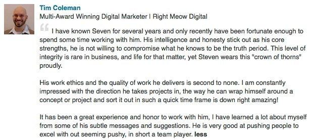 steven vasquez internet marketing review of cloudy zebra seo